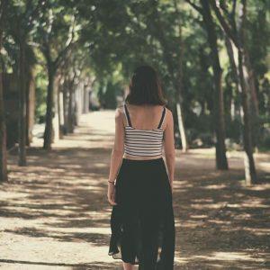 Meditação a Caminhar